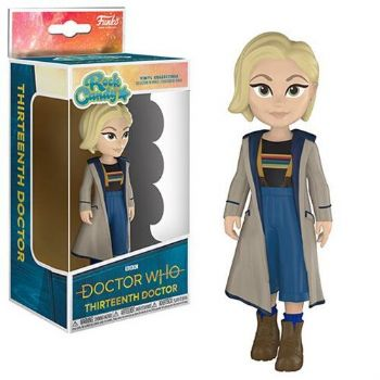 Doctor Who Thirteenth Doctor Rock Candy Vinyl Figuree